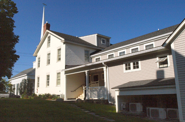 Butler won stowe village vacation rental beckwith for Butler building house