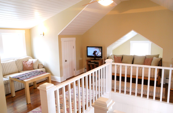 Steeple Cottage Stowe Vacation Rental Beckwith