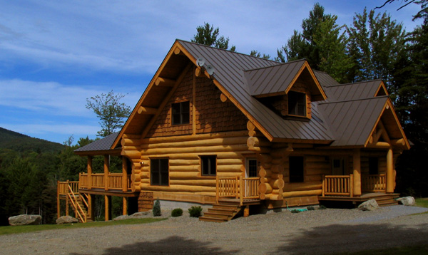 Log Heaven   Stowe Vacation Rental   Beckwith Vacation Home Rentals    802.253.2221
