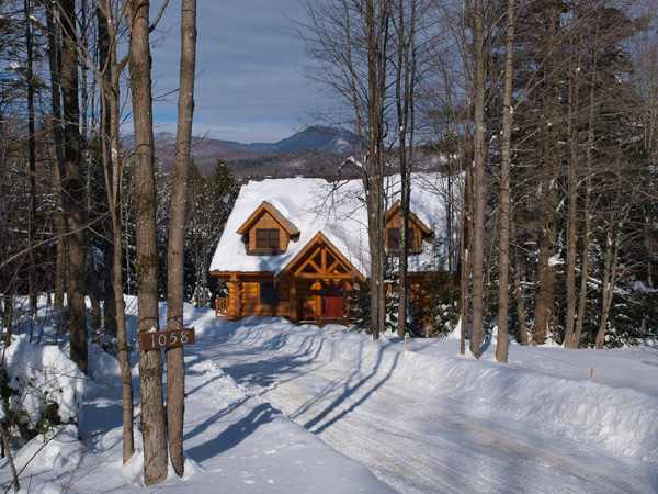 Log Heaven Stowe Vacation Rental Beckwith Vacation