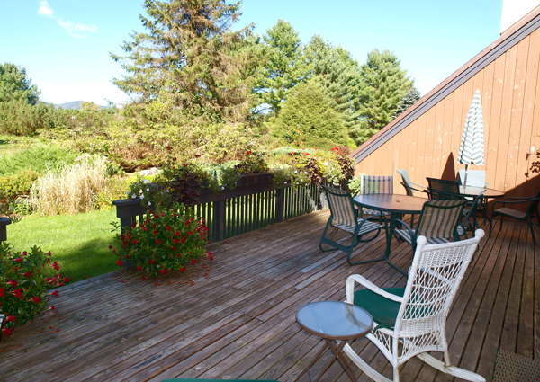 Midway At Stonybrook Stowe Vacation Rental Beckwith
