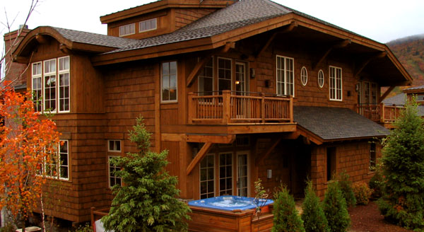 lift off spruce cabin stowe vacation rental beckwith